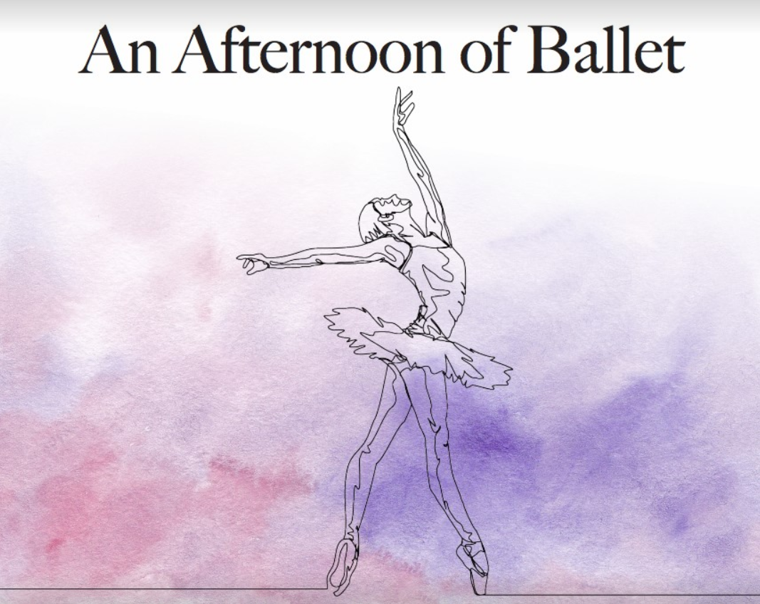 An afternoon of ballet at the Beltsville MD Library